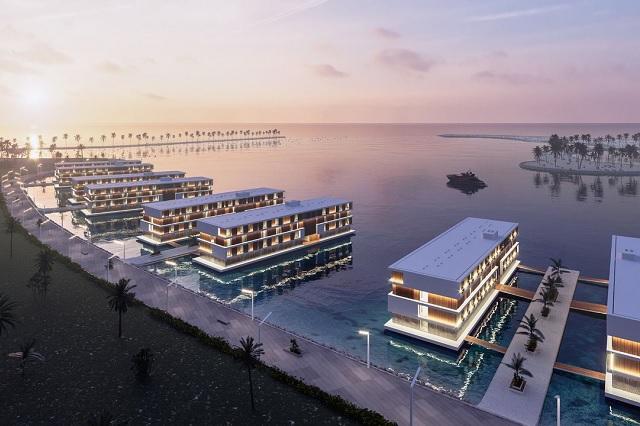 Hoteles flotantes, la novedad para el Mundial de Qatar 2022