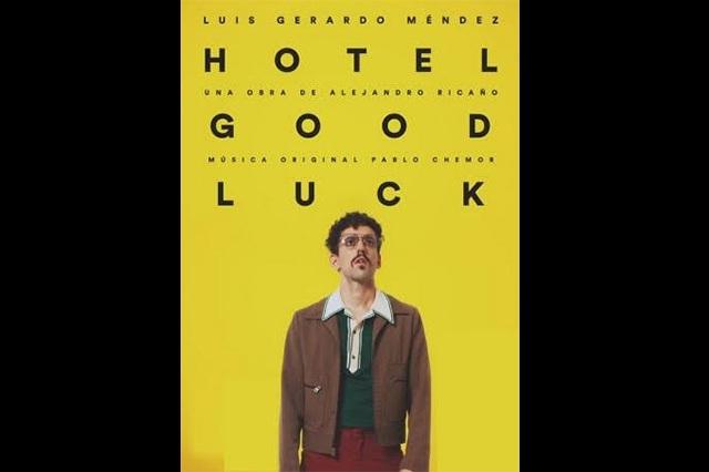 Luis Gerardo Méndez regresa al Teatro en Hotel Good Luck