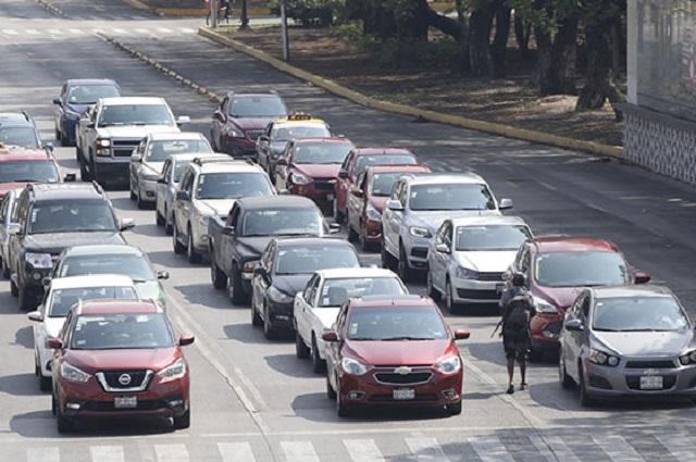 Amplían vigencia de licencias para conductor en Puebla