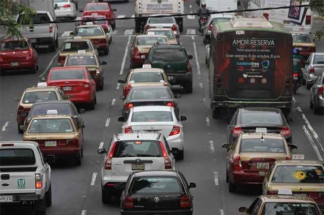 Puebla está tan contaminada como la CDMX, reporta la OMS