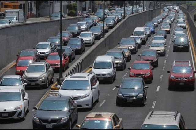 Vehículos locales y foráneos serán multados si violan el Hoy No Circula