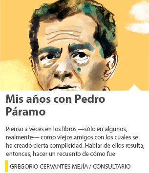 Mis años con Pedro Páramo