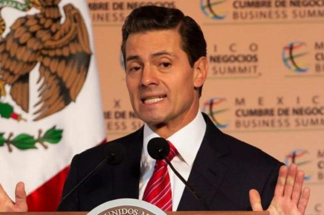 Peña Nieto traicionó a la patria al beneficiar a Odebrecht: FGR