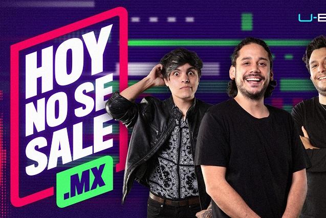 UBEAT y SKY estrenan Hoy No Se Sale MX