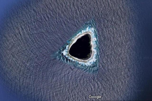 ¿Hallan agujero negro en el Océano Pacífico?