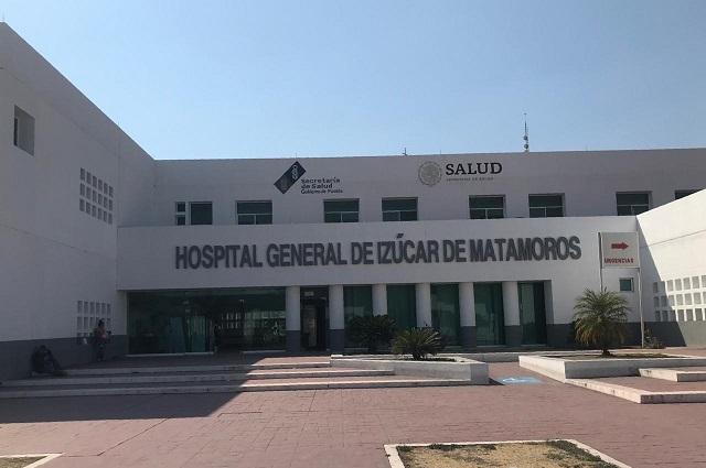 Por colapso de hospitales en Puebla  trasladan pacientes a Izúcar