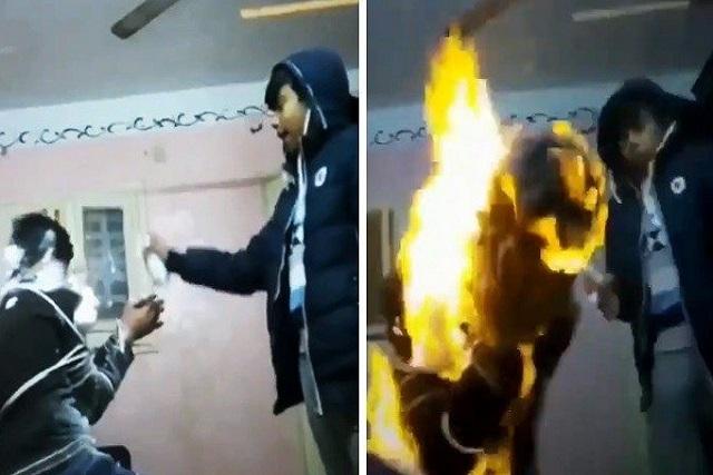 Autoridades advierten sobre peligrosidad del #HuachicolChallenge