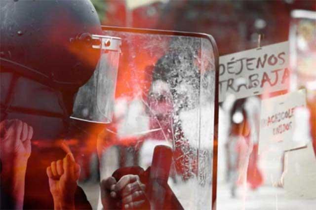 Detienen a 60 huachicoleros por  levantón de agentes de FISDAI
