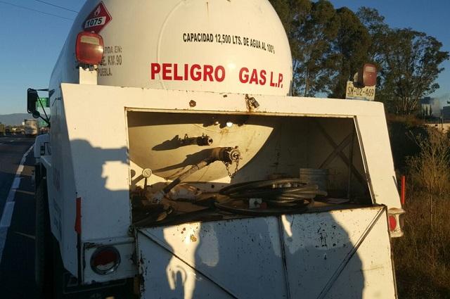 Empresa en Puebla vende el gas LP más barato de todo el país