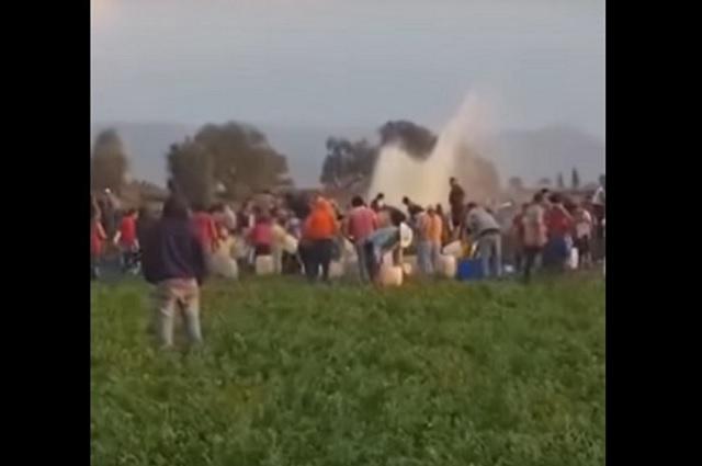 Sube a 124 el número de personas muertas por explosión en Hidalgo
