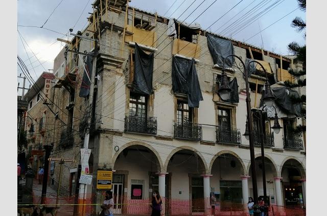 Cierran hotel de Gustavo Vargas por incumplir medidas contra Covid