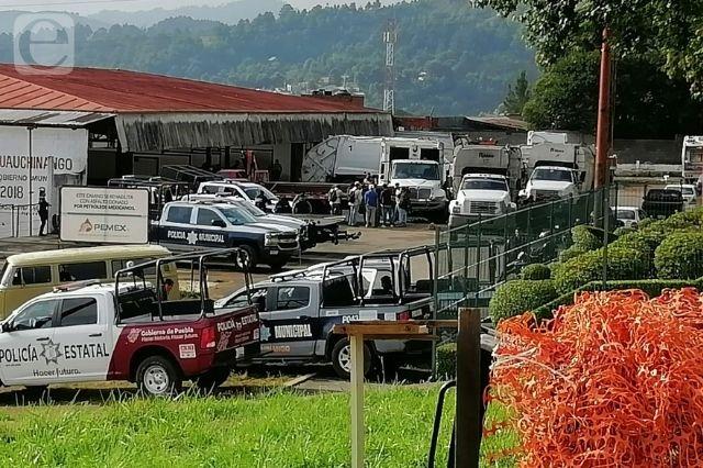 Movilización en Huauchinango por posible cierre de Limpia