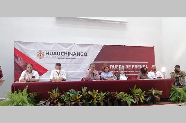 Gustavo Vargas pide al auxiliar de Tenango no politizar a la gente