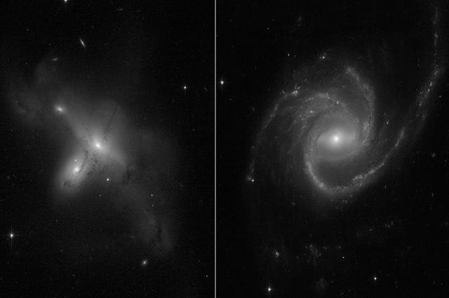 NASA revela imágenes del Hubble luego de 34 días averiado