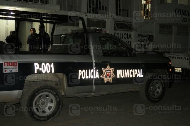 Exámenes de control a policías municipales merman alcaldías: edil