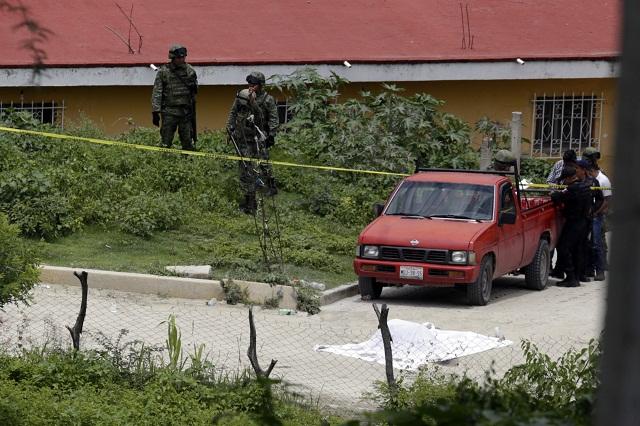 Por enfrentamiento de bandas, muertes en Huehuetlán: Lozano