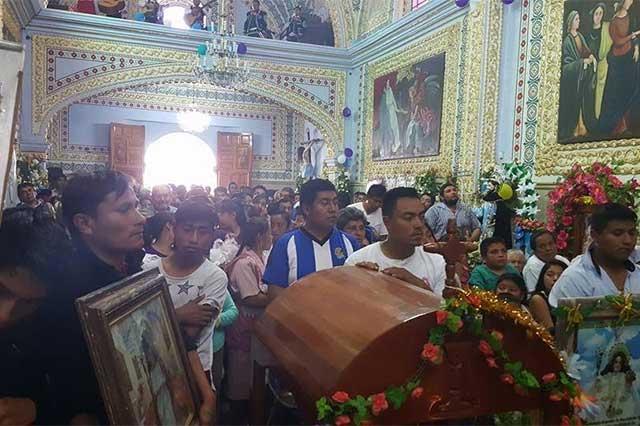 Cierra año con pugnas religiosas en Ocoyucan y Huehuetlán el Grande