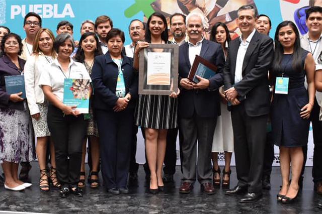 Recibe Huejotzingo certificado de membresía de la UNESCO