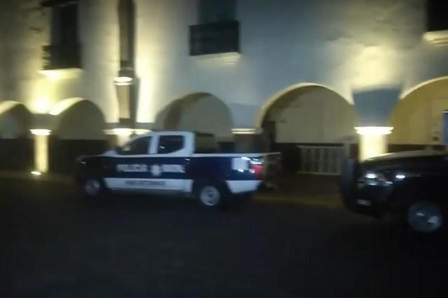 Caen tres tras balear a custodios del Cereso de Huejotzingo
