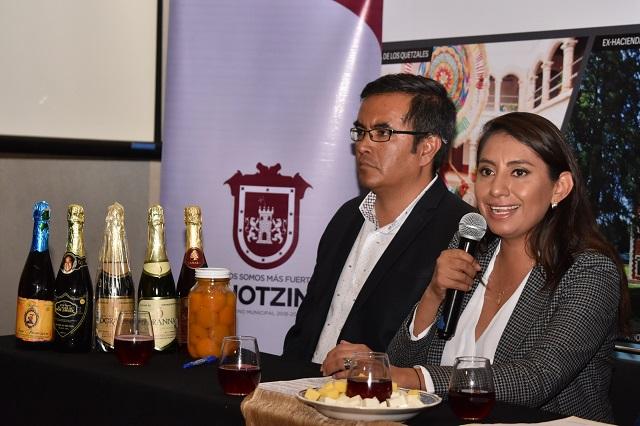 Anuncian la segunda Feria de la Sidra en Huejotzingo