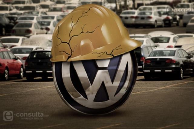 Huelga en Volkswagen haría fracasar meta de producción de 2018