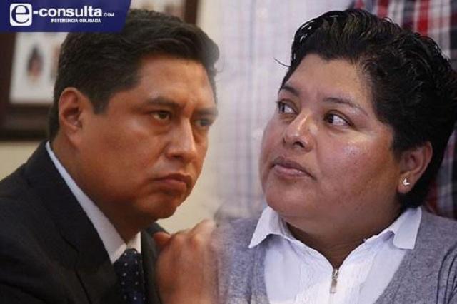 Huepa denuncia a Karina Pérez por daño moral y abusos