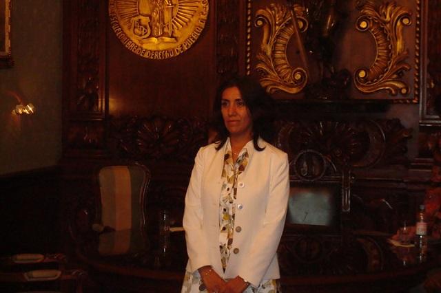 Ex síndica de Texmelucan llega como suplente de Lizeth Sánchez