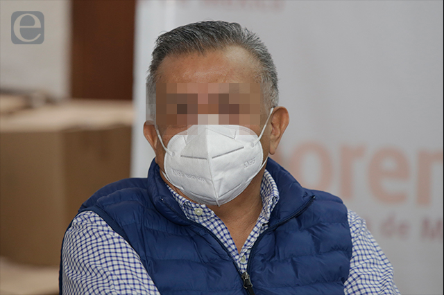 Saúl Huerta es procesado y va a la  cárcel por violación de un menor