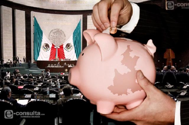 Puebla tendrá el 4o mayor recorte presupuestal de estados de la 4T