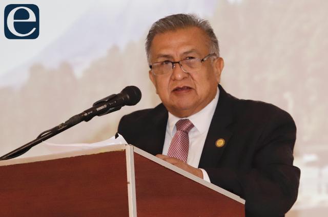 Desafuero de Huerta se va a junio; él denuncia montaje