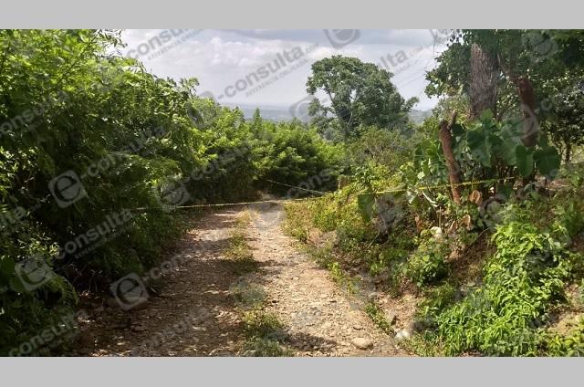 Localizan cadáver en localidad de Hueytamalco