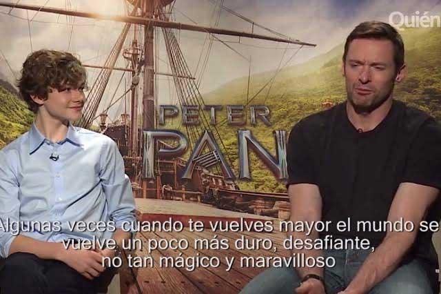 Loreto Peralta realiza divertida entrevista a Hugh Jackman