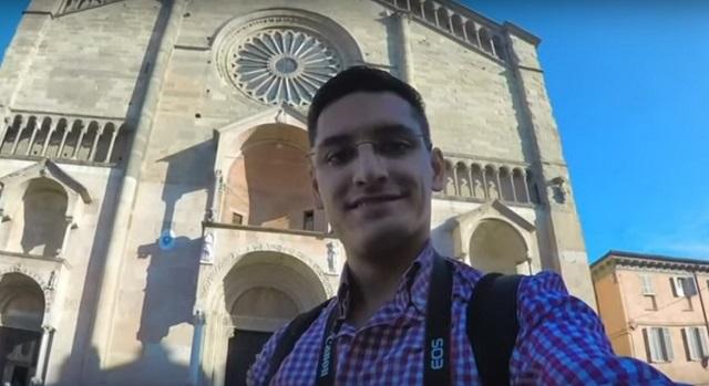 Van contra sacerdote implicado en asesinato de Hugo Leonardo