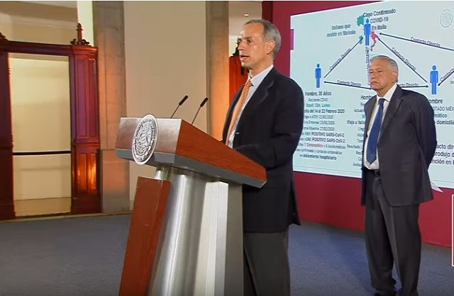 Confirman primer caso de coronavirus en la Ciudad de México