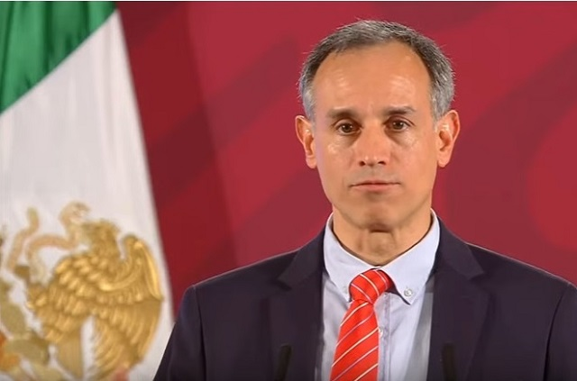 López-Gatell descarta declarar estado de emergencia por coronavirus