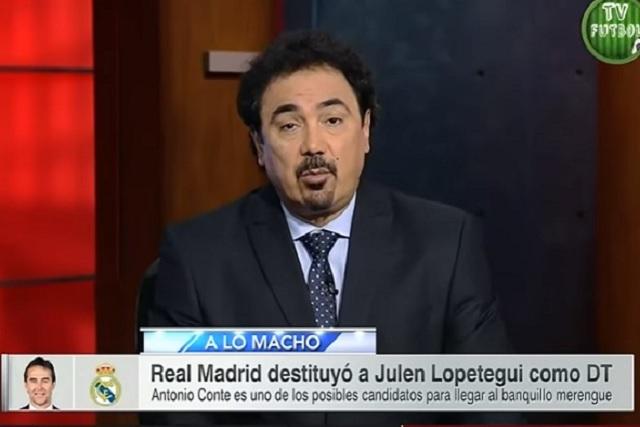 Hugo Sánchez quiere dirigir al Real Madrid y es el hazmerreír en España