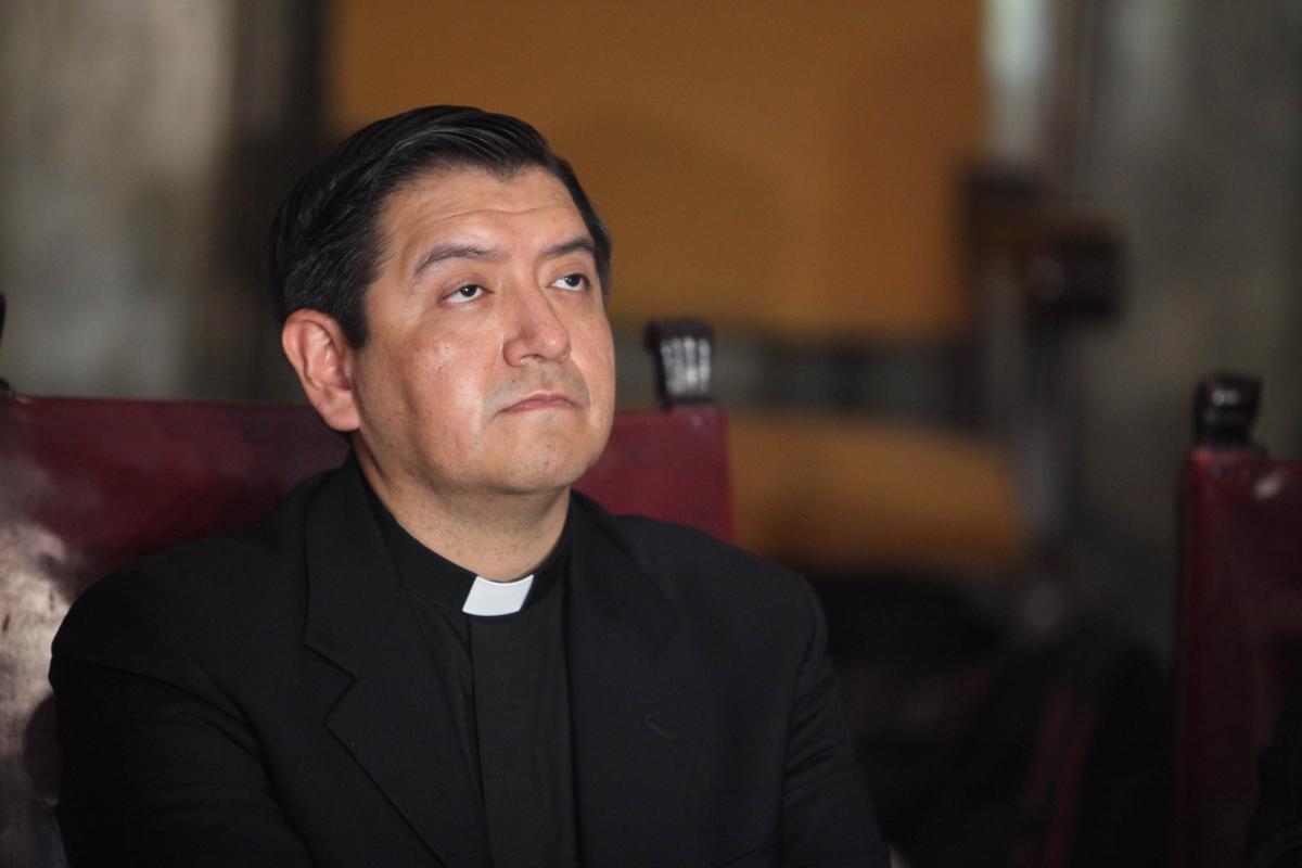 Hugo Valdemar deja la vocería de la Arquidiócesis y llega Marilú Esponda