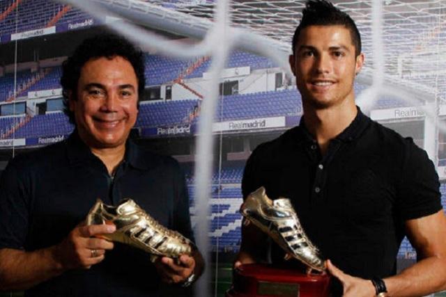En Pichichis, Hugo Sánchez le ganó a Cristiano Ronaldo