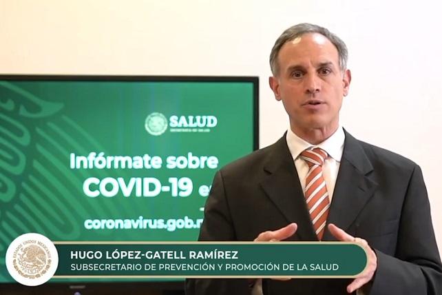 ¿Quién es Hugo López-Gatell y qué ha hecho?