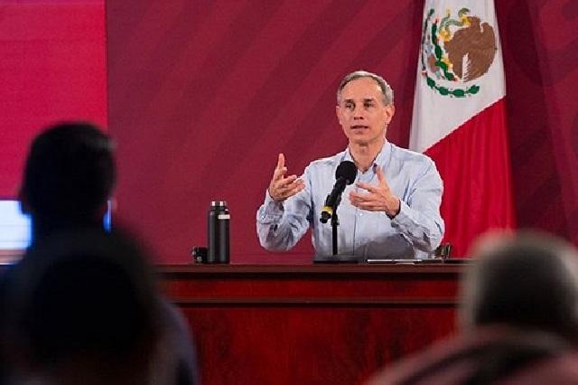 Sanjuana Martínez expresa su apoyo a López Gattel y la tunden en Twitter