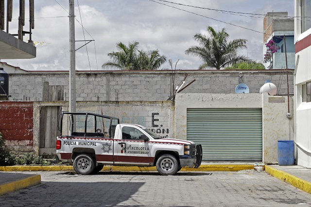 Arrojan granada y estalla en una casa de Huixcolotla