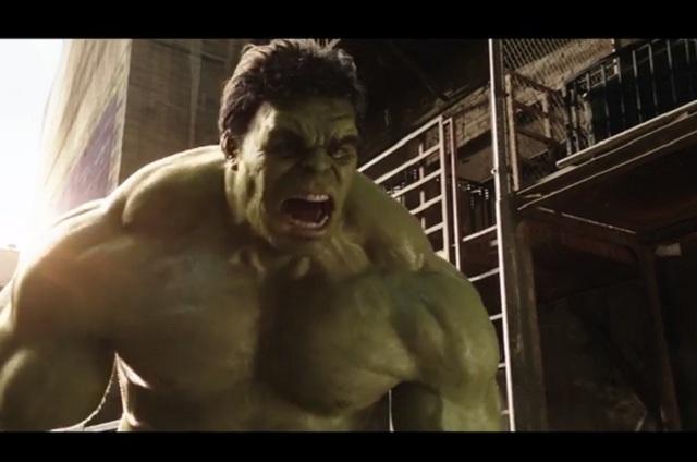 Ant-Man enfurece a Hulk por una lata de refresco