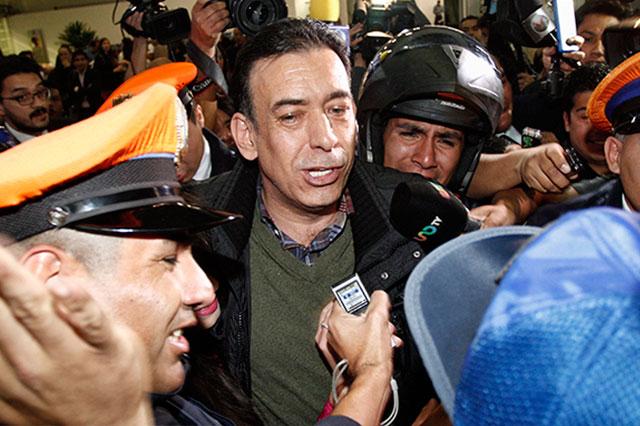 Pide EU a España que extradite a empresario ligado a Moreira