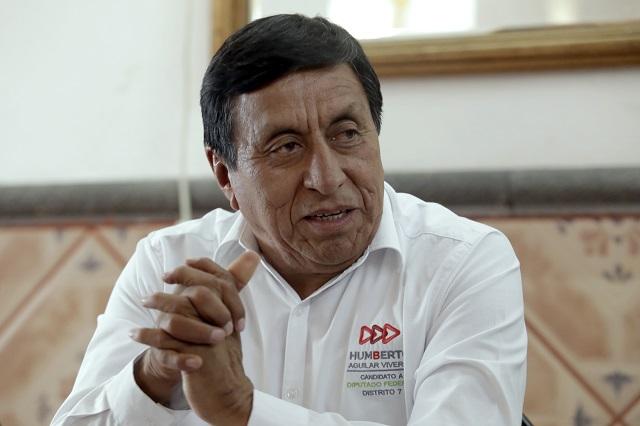 Dirigencia del PRI debe renovarse tras derrota: Aguilar Viveros