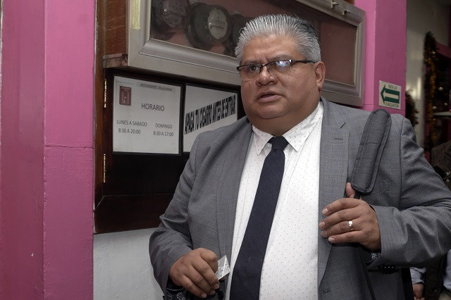 Pacheco Pulido no pudo estabilizar Puebla: Morales