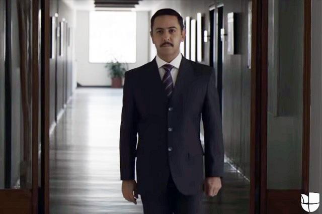 Actor revela en quién está basado el personaje de Conrado Sol de El Chapo