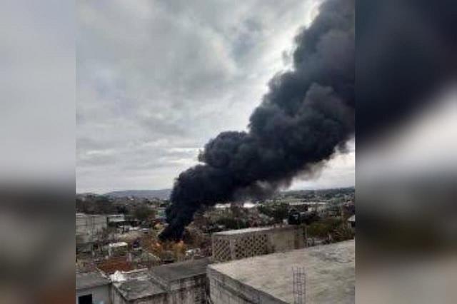 Más de 2 mil familias aún queman la basura en Atlixco