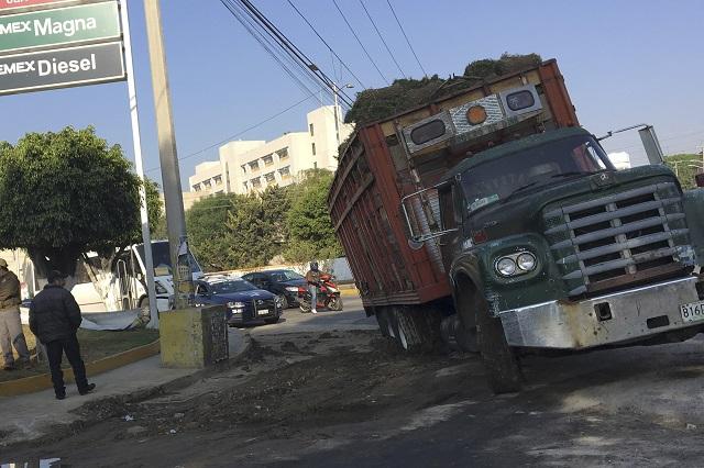 Busca SCT ampliar a todo el país verificación de transporte de carga
