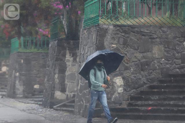 Continuarán lluvias intensas en 7 estados, alerta Conagua