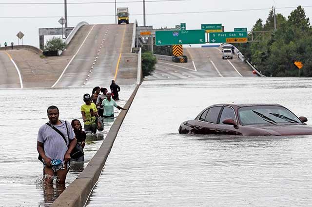 Trump declara estado de emergencia en Luisiana tras inundaciones de Harvey